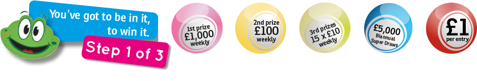 Springhill Hospice Lottery